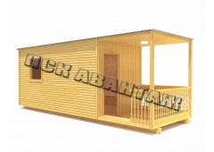 Летняя кухня ЛК-03