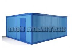 Модуль БМ-01 СП из двух блок-контейнеров