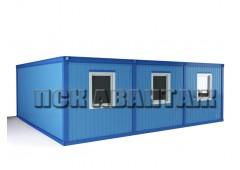 Модуль БМ-02 СП из трех блок-контейнеров
