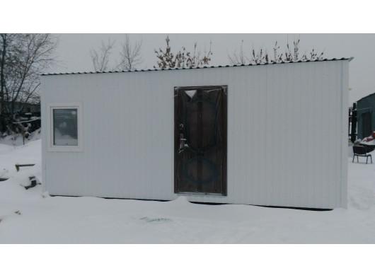 Блок-контейнер БК-02 ОСБ